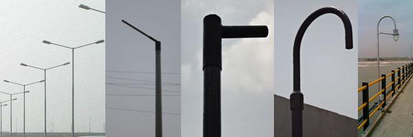 FRP Lighting Pole Manufacturers & GRP Lighting Poles Exporters